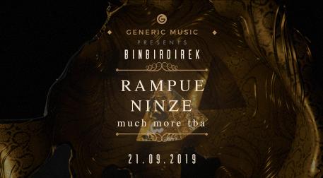 Generic Music Presents: Rampue