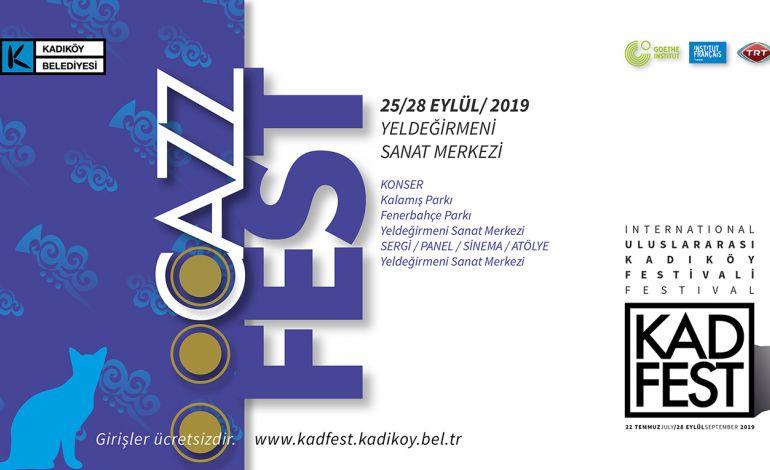 KADFEST İLE KADIKÖY'DE CAZ SESLERİ