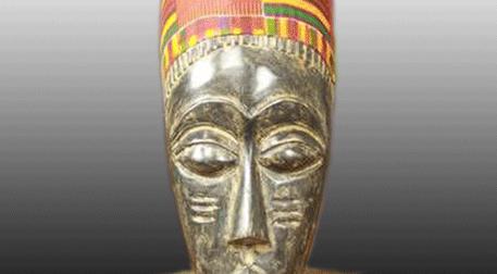 Masterpiece Ankara Heykel - Mask