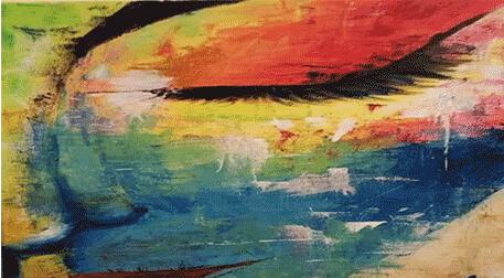 Masterpiece Ankara Resim - Renkli D