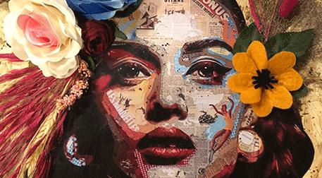 Masterpiece Galata String Art - Çiç