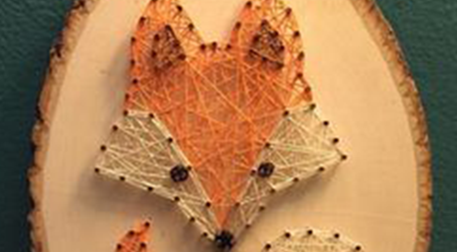 Masterpiece Galata String Art - Til