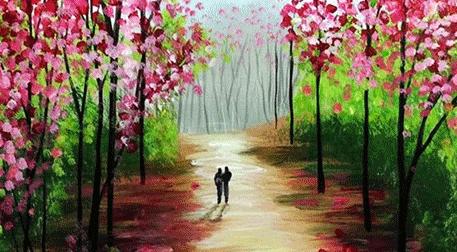 Masterpiece İzmir Resim - Romantik