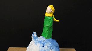 Masterpiece Maslak Heykel - Küçük