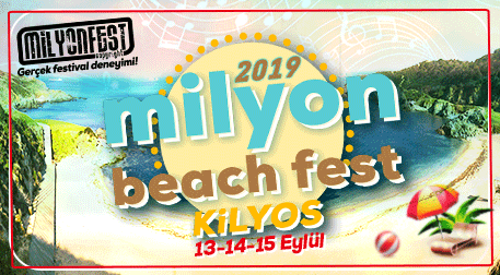 Milyon Beach Fest Kilyos Kombine