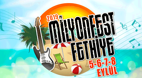 Milyonfest Fethiye Cumartesi