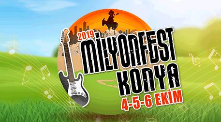 Milyonfest Konya - Cumartesi