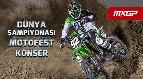 MXGP Türkiye Yarışı ve Motofest '19