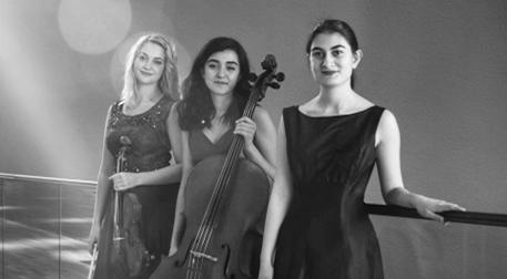 Trio 424 - Oda Müziği Konseri Baran