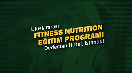 Uluslararası Fitness Beslenmesi Eği