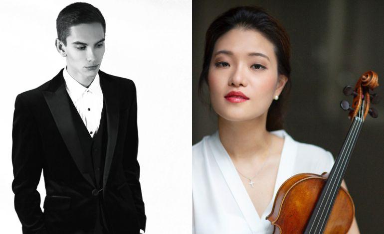 Ye-Eun Choi & Dmitry Shishkin