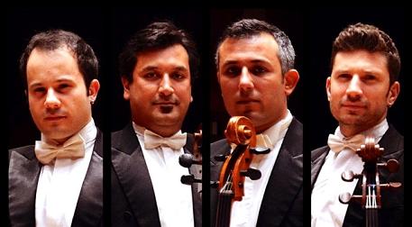 Yeni Yıl Konseri-1: CSO Çello Dört