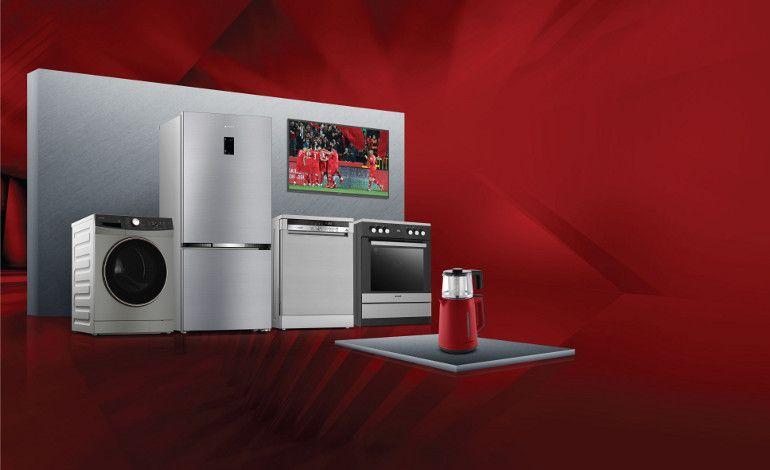 Beyaz Eşya ya da TV alanlara Çay Makinesi Sürprizi