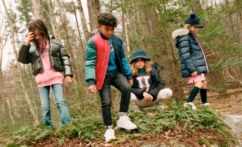 Sonbahar 2019 Çocuk Koleksiyonu İle Doğada Neşeli Günler