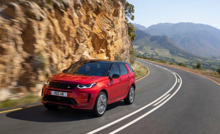 Yeni Discovery Sport Borusan Otomotiv Yetkili Satıcıları'nda