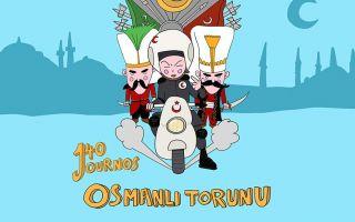 140journos'tan Osmanlı Torunu