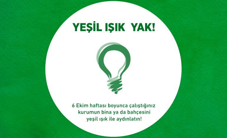 """17 Milyon Cerebral Palsy'li İçin """"Yeşil"""" Giy, """"Yeşil"""" Işık Yak, Farkındalık Yarat!"""
