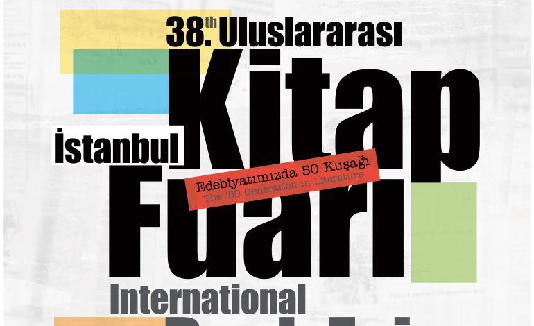 38. Uluslararası İstanbul Kitap Fuarı