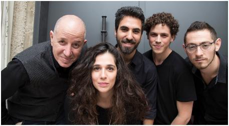Back Home - Yinon Muallem Quintet