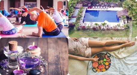 Beslenme, Aromaterapi Ve Yoga Prati