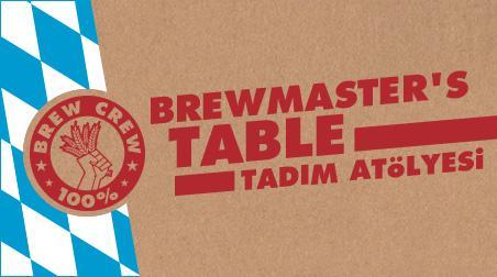 Brewmaster's Table - Tadım Atölyesi