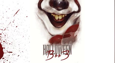Halloween Boo 3