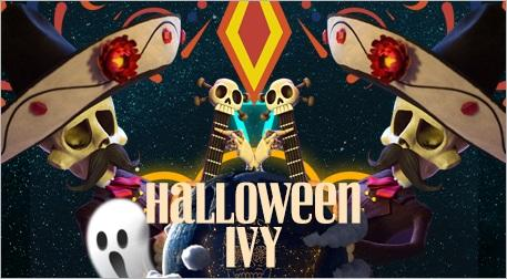 Halloween IVY
