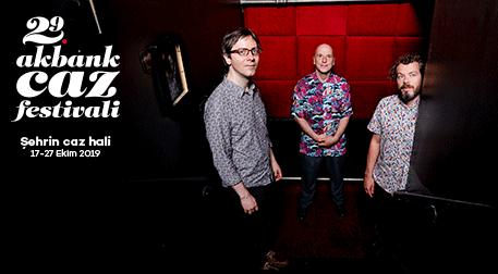 Jakob Bro Trio Feat. Joey Baron & T