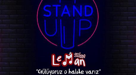 Leman Sahne Stand Up Gecesi