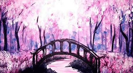 Masterpiece Galata Resim - Monet