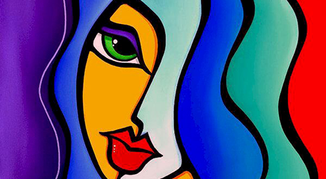 Masterpiece Galata Resim - Pop Art