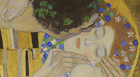 Masterpiece Moda Resim - Klimt - Öp