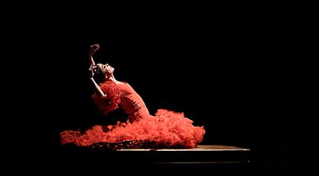 Olga Pericet Flamenco Dans