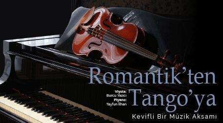 Romantik'ten Tango'ya