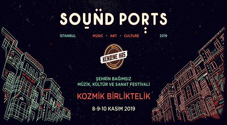 Sound Ports Istanbul 2019 Cumartesi