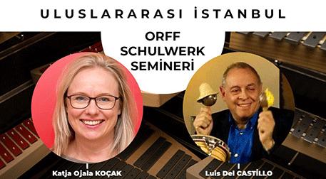 Uluslararası İstanbul Orff Schulwer