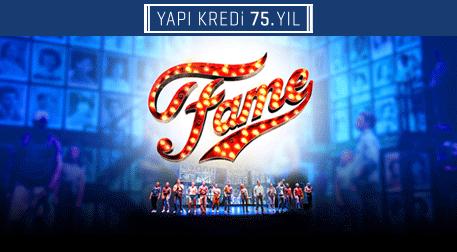 Yapı Kredi 75. Yıl: Fame Müzikali