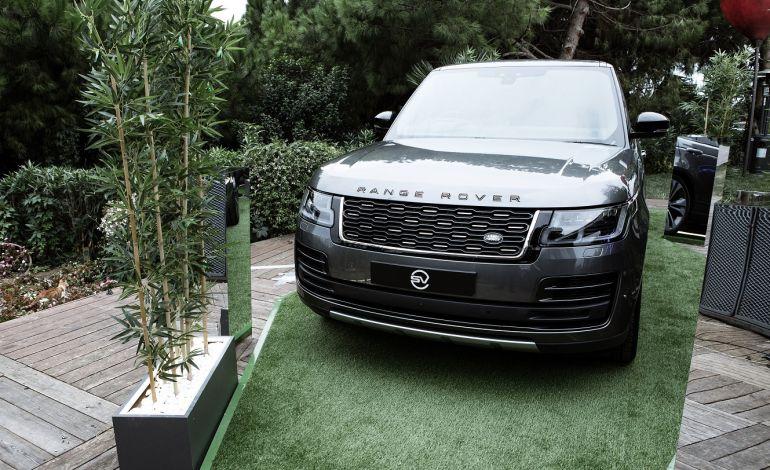 Range Rover SVAutobiography Dynamic Borusan Otomotiv'in Özel Davetinde İlk Kez Gösterildi