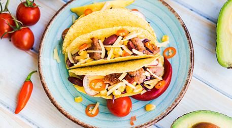 Bugün Günlerden Taco Tueasday: Taco