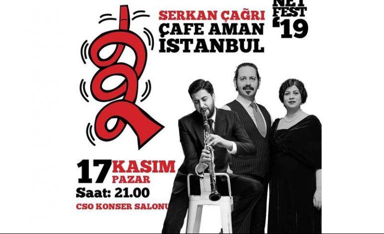 Cafe Aman İstanbul & Serkan Çağrı
