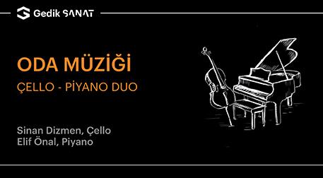 Çello - Piyano Duo