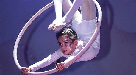 Çocuklar ve Gençler için Jimnastik