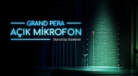Grand Pera Açık Mikrofon