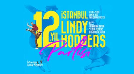 İstanbul Lindy Hoppers 12.Yıl Parti