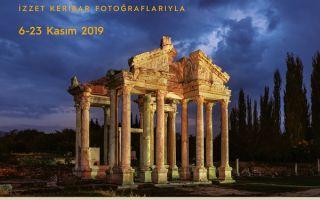 İzzet Keribar'ın 'Aphrodisias'ın Büyülü Dünyası' Sergisi