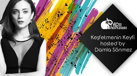 Keşfetmenin Keyfi hosted by Damla