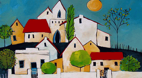 Masterpiece Göztepe Resim - Village