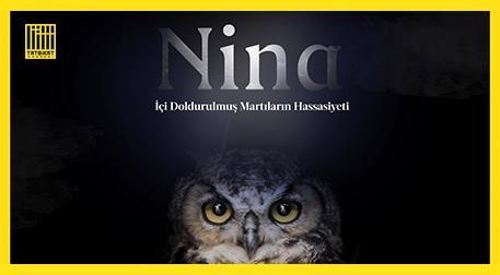 Nina - İçi Doldurulmuş Martıların H
