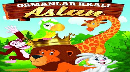 Ormanlar Kralı Aslan