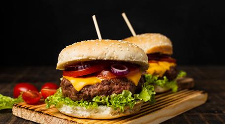 Oscara Aday Ev Yapımı Gurme Burger